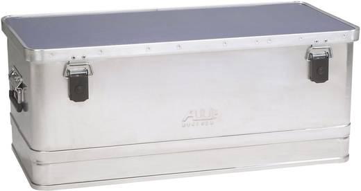 Alumínium doboz, A81 Alutec 34081, méret: (H x Sz x Ma) 775 x 375 x 320 mm, anyag: alumínium lemez