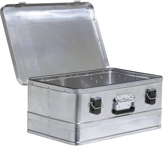 Alumínium doboz, A40 Alutec 34040, méret: (H x Sz x Ma) 555 x 367 x 240 mm, anyag: alumínium lemez