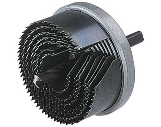 Lyukfűrész, körkivágó tárcsa Wolfcraft Standard 2160000
