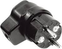 Szerelhető hálózati dugó, gumi, 250 V, fekete, IP44, Bachmann Electric 919171 (919171) Kalthoff