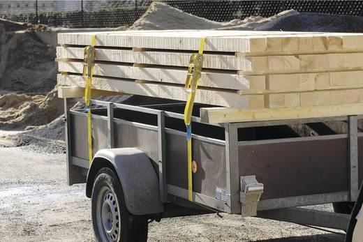 Racsnis rögzítő heveder 5 m x 25 mm, 500/1000 kg, Wolfcraft 3273000