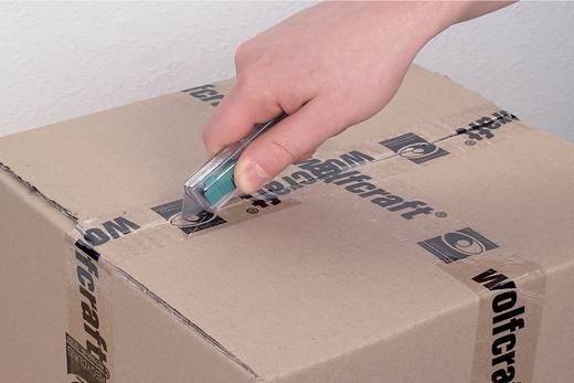 Műanyag barkácskés, sniccer Wolfcraft 4135000