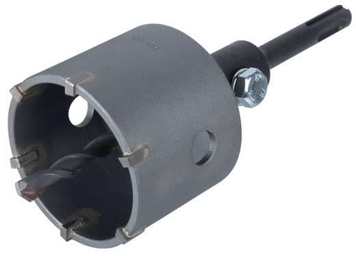 Koronafúró, körkivágó, lyukfűrész csavaros rögzítésű tokmányhoz 68mm SDS-Plus Wolfcraft 5483000