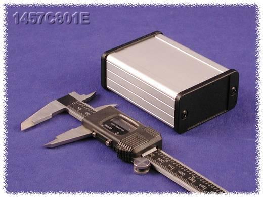 Hammond Electronics alumínium dobozok, 1457-es sorozat 1457C801EBK alumínium (H x Sz x Ma) 80 x 59 x 31 mm, fekete