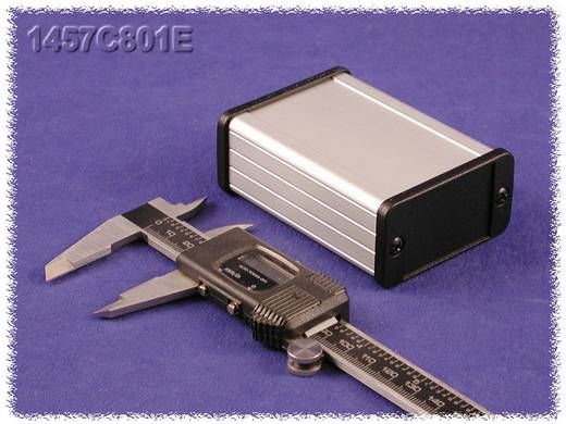 Hammond Electronics alumínium dobozok, 1457-es sorozat 1457C802E alumínium (H x Sz x Ma) 80 x 59 x 31 mm, natúr