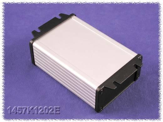 Hammond Electronics alumínium dobozok, 1457-es sorozat 1457K1202EBK alumínium (H x Sz x Ma) 120 x 84 x 44 mm, fekete