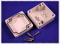Hammond Electronics számítógép dobozok, 1554-es sorozat 1554B2GY polikarbonát (H x Sz x Ma) 65 x 65 x 40 mm, szürke Hammond Electronics