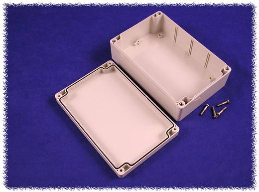 Hammond Electronics számítógép dobozok, 1554-es sorozat 1554H2GY polikarbonát (H x Sz x Ma) 180 x 120 x 60 mm, szürke