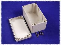 Hammond Electronics számítógép dobozok, 1554-es sorozat 1554K2GY polikarbonát (H x Sz x Ma) 160 x 90 x 90 mm, szürke Hammond Electronics