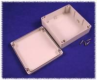 Hammond Electronics számítógép dobozok, 1554-es sorozat 1554R2GY polikarbonát (H x Sz x Ma) 160 x 160 x 60 mm, szürke Hammond Electronics