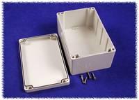 Hammond Electronics számítógép dobozok, 1554-es sorozat 1554R2GYSL polikarbonát (H x Sz x Ma) 160 x 160 x 60 mm, szürke Hammond Electronics