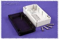Hammond Electronics számítógép dobozok, 1554-es sorozat 1554C2GYSL polikarbonát (H x Sz x Ma) 120 x 65 x 40 mm, szürke Hammond Electronics