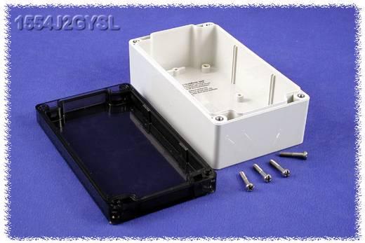 Hammond Electronics számítógép dobozok, 1554-es sorozat 1554J2GYSL polikarbonát (H x Sz x Ma) 160 x 90 x 60 mm, szürke