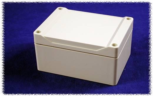 Univerzális műanyag műszerház Hammond Electronics 1555F2GY polikarbonát (H x Sz x Ma) 120 x 90 x 60 mm, szürke