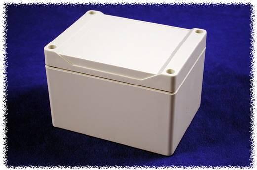 Univerzális műanyag műszerház Hammond Electronics 1555GGY ABS (H x Sz x Ma) 120 x 90 x 80 mm, szürke