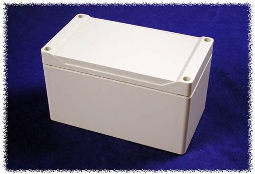 Univerzális műanyag műszerház Hammond Electronics 1555K2GY polikarbonát (H x Sz x Ma) 160 x 90 x 90 mm, szürke