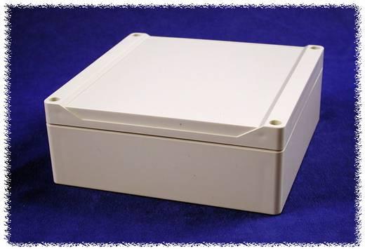 Univerzális műanyag műszerház Hammond Electronics 1555R2GY polikarbonát (H x Sz x Ma) 160 x 160 x 60 mm, szürke