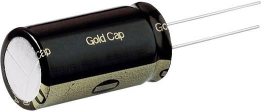 Gold Cap elko kondenzátor 2,3 V 22 F, raszter: 7,5 mm