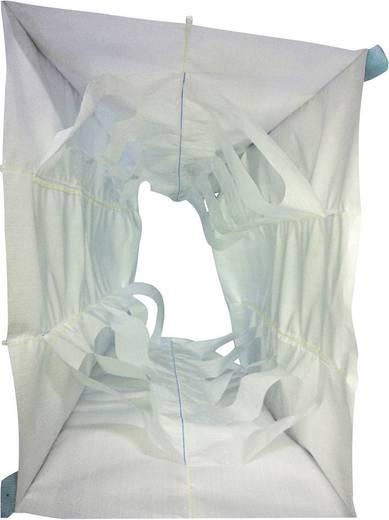 Kerti zsák lapos aljjal (H x Szé x Ma) 90 x 90 x 160 cm, Big Bag Q 50230