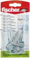 Fali tipli, dübel Fischer UX 6 x 35 RH K 35 mm 6 mm 94248 4 db Fischer
