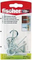 Fali tipli, dübel Fischer UX 8 x 50 RH K 50 mm 8 mm 94249 4 db (94249) Fischer