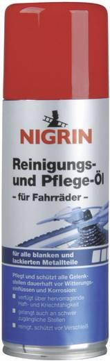 Kerékpár tisztító és ápoló spray, minden fém felületre 200ml Nigrin 60253