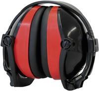 Összecsukható fejpántos hallásvédő fültok, zajcsillapító fülvédő -27dB B-Safety BR 332010 ClassicLine B-SAFETY
