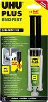 UHU PLUS ENDFEST Kétkomponensű ragasztó 45650 15 g (45650) UHU