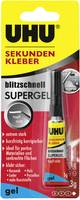 UHU blitzschnell Supergel Többcélú ragasztó 48790 3 g UHU