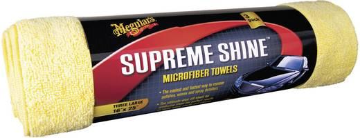 Mikroszálas törlőkendő, 3 db, Supreme Shine