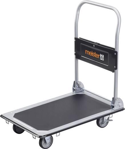Összecsukható, platós kézikocsi, áruszállító kocsi, teherbírás: max.150 kg-ig 8985530