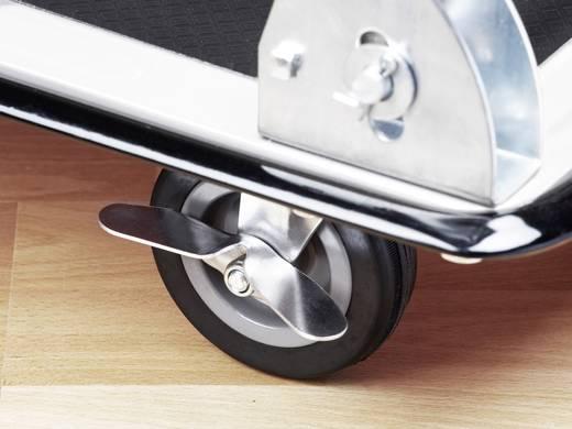 Összecsukható, platós kézikocsi, áruszállító kocsi, teherbírás: max.150 kg-ig Cut-Off 8985620