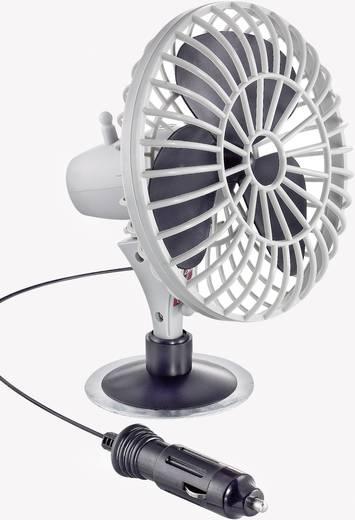 Autós ventilátor, oszcilláló 12V-os szivargyújtó csatlakozóval