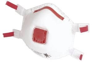 Finom porvédő maszk, 2 db, Wolfcraft 4842000 Wolfcraft