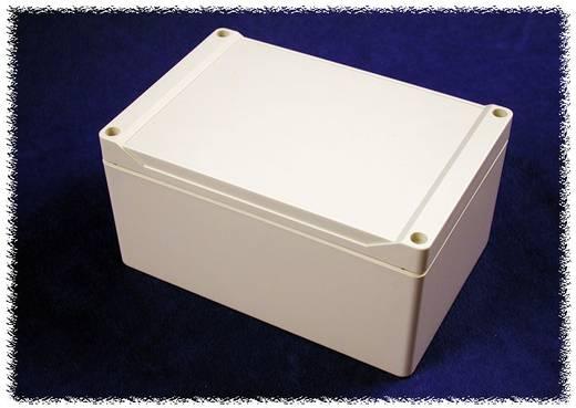 Univerzális műanyag műszerház Hammond Electronics 1555U2GY polikarbonát (H x Sz x Ma) 200 x 120 x 90 mm, szürke
