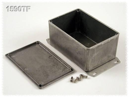 Hammond Electronics alumínium öntvény dobozok peremmel, 1590TFBK 120.5 x 79.5 x 59 mm, fekete