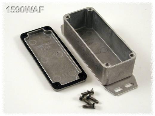 Hammond Electronics öntvény dobozok, 1590-es sorozat 1590WAF alumínium (H x Sz x Ma) 92.5 x 38.5 x 31 mm, natúr