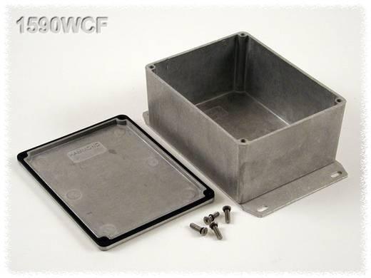 Hammond Electronics öntvény dobozok, 1590-es sorozat 1590WCF alumínium (H x Sz x Ma) 120 x 94 x 56.5 mm, natúr