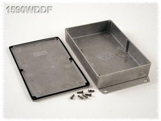 Hammond Electronics öntvény dobozok, 1590-es sorozat 1590WDDF alumínium (H x Sz x Ma) 187.5 x 119.5 x 37 mm, natúr