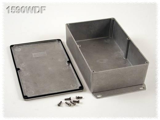 Hammond Electronics öntvény dobozok, 1590-es sorozat 1590WDF alumínium (H x Sz x Ma) 187.5 x 119.5 x 56 mm, natúr