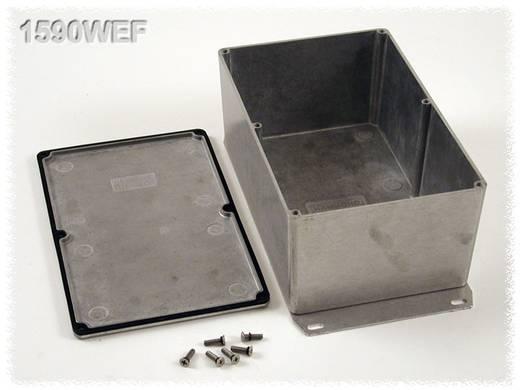 Hammond Electronics öntvény dobozok, 1590-es sorozat 1590WEF alumínium (H x Sz x Ma) 187.5 x 119.5 x 82 mm, natúr