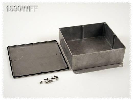 Hammond Electronics öntvény dobozok, 1590-es sorozat 1590WFF alumínium (H x Sz x Ma) 187.5 x 187.5 x 67 mm, natúr