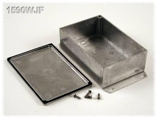 Hammond Electronics öntvény dobozok, 1590-es sorozat 1590WJF alumínium (H x Sz x Ma) 52.5 x 38 x 31 mm, natúr