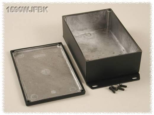 Hammond Electronics öntvény dobozok, 1590-es sorozat 1590WJFBK alumínium (H x Sz x Ma) 52.5 x 38 x 31 mm, fekete