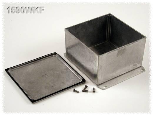 Hammond Electronics öntvény dobozok, 1590-es sorozat 1590WKF alumínium (H x Sz x Ma) 125 x 125 x 79 mm, natúr