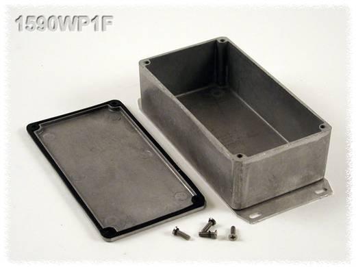 Hammond Electronics öntvény dobozok, 1590-es sorozat 1590WP1F alumínium (H x Sz x Ma) 153 x 82 x 50 mm, natúr