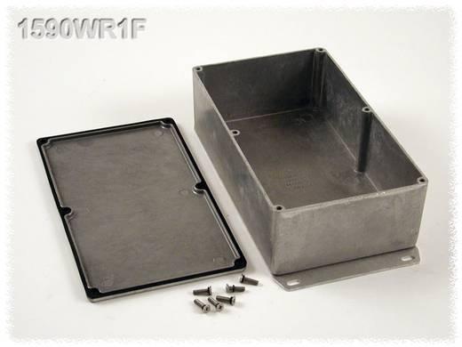 Hammond Electronics öntvény dobozok, 1590-es sorozat 1590WR1F alumínium (H x Sz x Ma) 192 x 111 x 61 mm, natúr