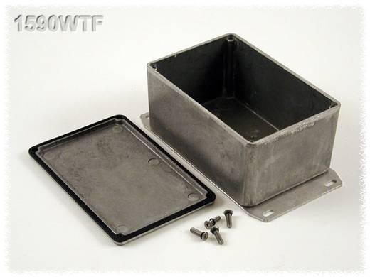 Hammond Electronics öntvény dobozok, 1590-es sorozat 1590WTF alumínium (H x Sz x Ma) 120.5 x 79.5 x 59 mm, natúr