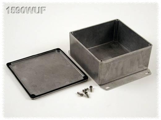 Hammond Electronics öntvény dobozok, 1590-es sorozat 1590WUF alumínium (H x Sz x Ma) 119.5 x 119.5 x 59 mm, natúr