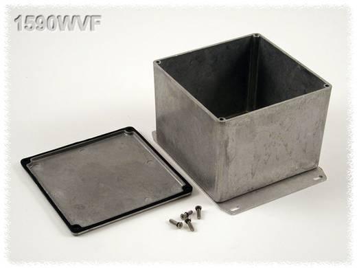 Hammond Electronics öntvény dobozok, 1590-es sorozat 1590WVF alumínium (H x Sz x Ma) 119.5 x 119.5 x 94 mm, natúr